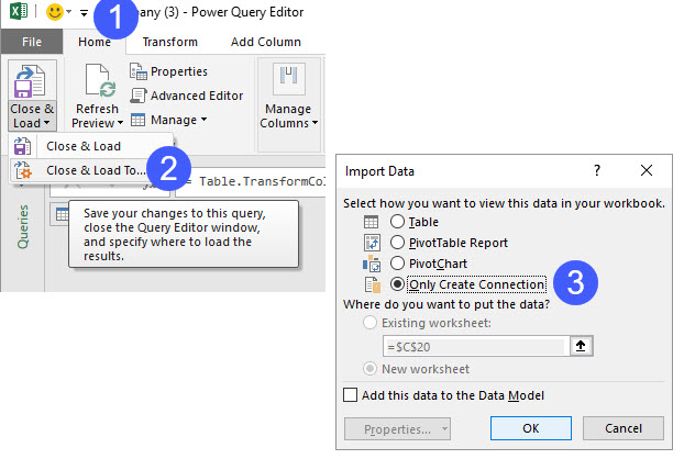 Using parameters in API calls from Excel cells (named ranges